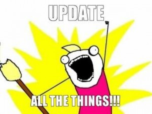 update-all-the-things